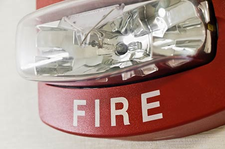Business and Home Fire Alarms and equipment